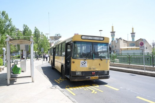 طرح ساماندهی میدان تجریش با جمع آوری پایانه حملونقل عمومی آغاز شد
