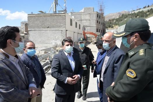 ساخت و سازهای غیر مجاز پایداری شهر را به خطر میاندازد