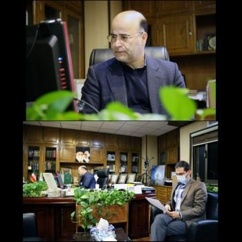 رسیدگی تلفنی شهردار منطقه ۶ تهران به درخواست شهروندان