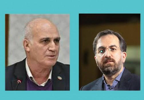 بازدید سخنگوی شورای اسلامی شهر تهران از پروژههای منطقه ۷