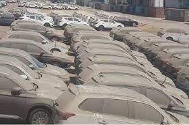 هنوز ۲۱۰۰ خودرو در گمرکها ماندهاند