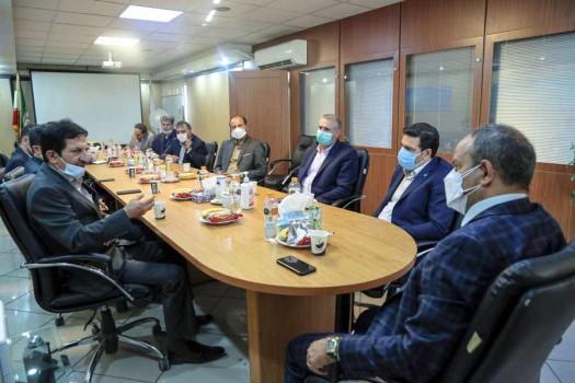 ارتقای کیفی مرکز داده بانک توسعه تعاون