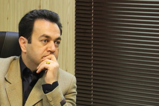 ورود یک فعال رسانهای در رقابت انتخاباتی شورای شهر