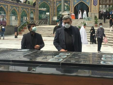 شهردار تهران از پروژههای شهری آماده افتتاح منطقه یک بازدید کرد