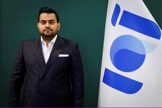 مدیرعامل شرکت آوای بانک ایران زمین منصوب شد