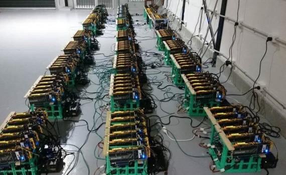 ۴۷۶ دستگاه استخراج غیر مجاز رمز ارز کشف شد