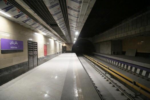 دسترسی مراجعان بیمارستان امام خمینی در منطقه۶ تهران به مترو