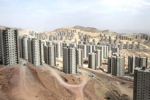احداث شهر جدید در حاشیه شرق تهران