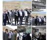 استمرار عملیات اجرای طرح جامع پایانه مرزی رازی شهرستان خوی