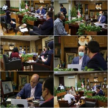 استمرار ملاقاتهای مردمی شهردار منطقه ۶تهرانبا شهروندان