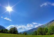 آسمان کشور در ۵ روز آینده صاف و آفتابی خواهد بود