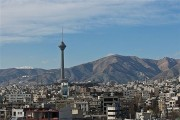 کاهش محسوس دمای استان تهران