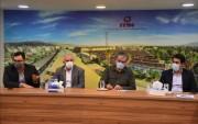 امضای تفاهمنامه تولید خودروی برقی در شیراز