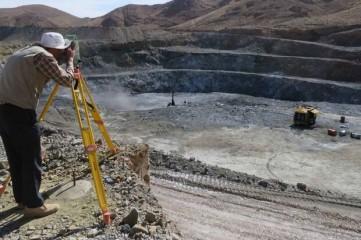 آغاز اکتشاف ۴۰۰هزار کیلومتر مربعی زمینشناسی بخش معدن
