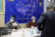 ندامتگاه قزلحصار جزء نخستین مراکزی بود که مددجویان واکسینه شدند