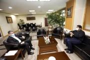دیدار وزیر جدید جهادکشاورزی با رئیس کل دیوان محاسبات