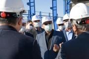 لزوم شتاب در ساخت طرح ملی و راهبردی پتروشیمی اسلامآباد غرب