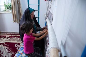 بیش از نیمی از مددجویان تهرانی، زن سرپرست هستند